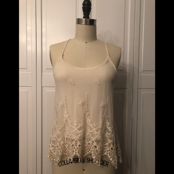 Pins & Needles Tops - Gorgeous Lace Top